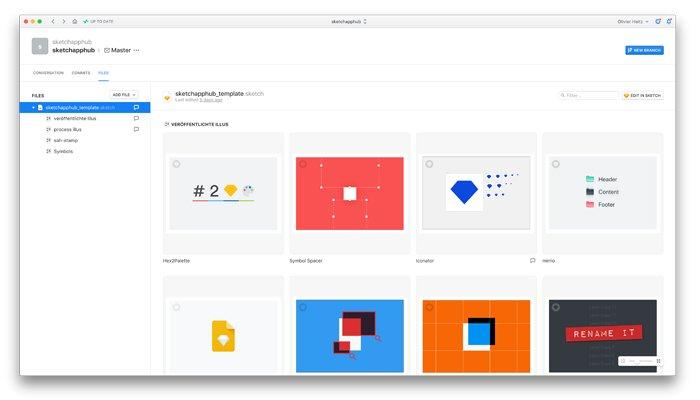 Abstract App - Sketch control version