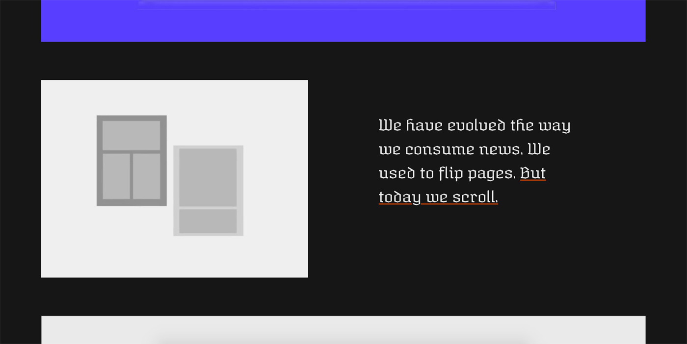 Como hacer portfolio diseño - Resaltar contenido