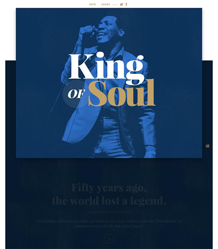 Inspiración Carlos Sánchez - King of Soul
