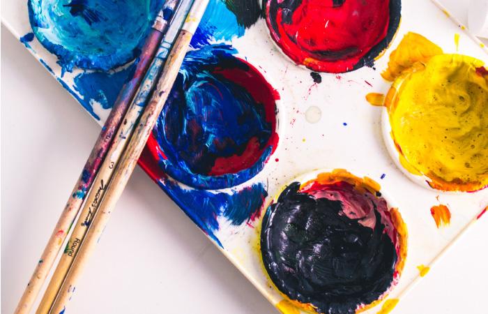 Cómo crear paleta de colores - uiFromMars
