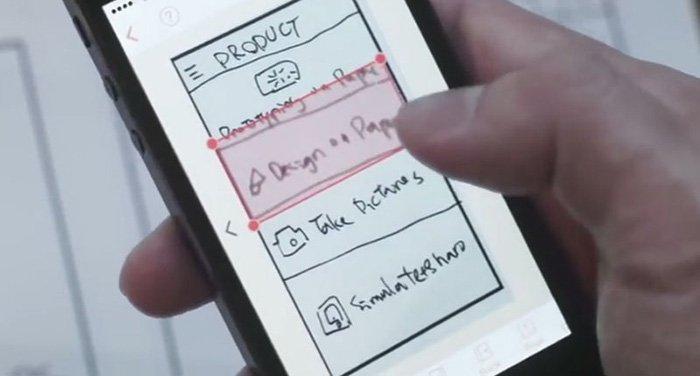 Prototipaje en papel - Proceso de diseño ideal