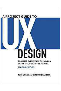 Libro A project guide to UX Design