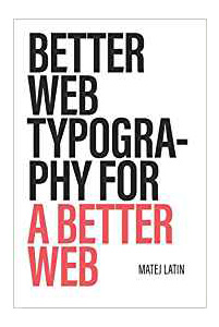 Libro Better web type for a better web