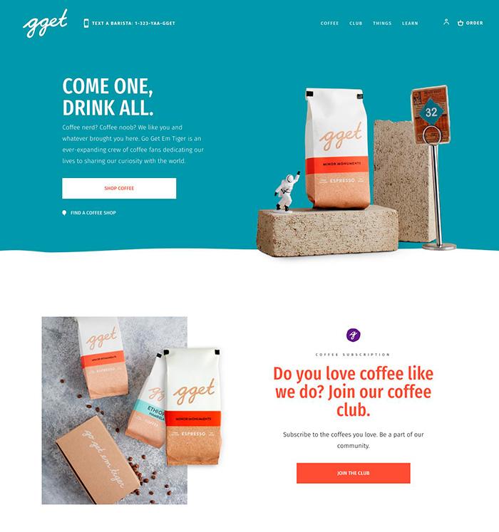 Paleta de colores en diseño web