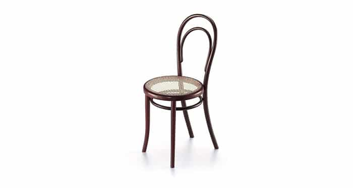 Silla Thonet nº14 - Realized