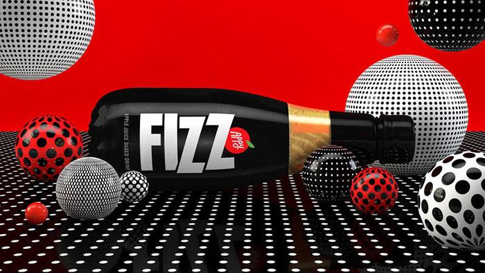 Botella - Appy Fizz (Sagmeister)