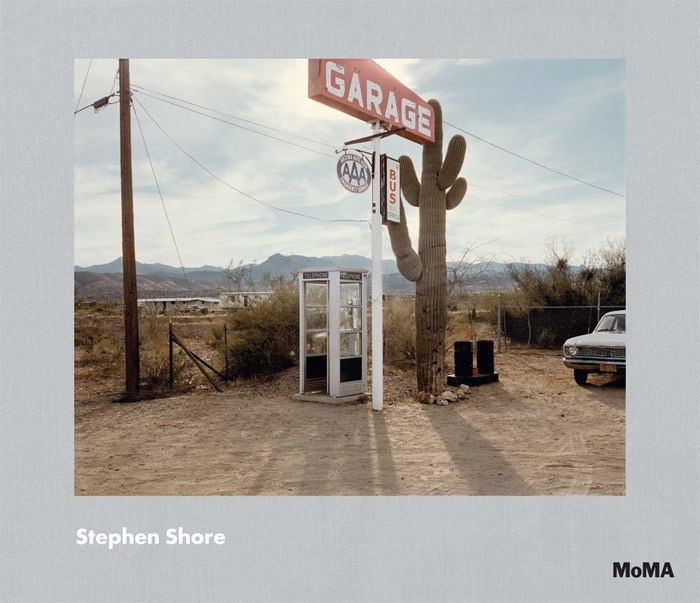 Stephen Shore (MoMA)