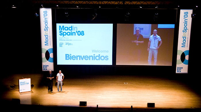 MadInSpain 2008 - Wences Sanz