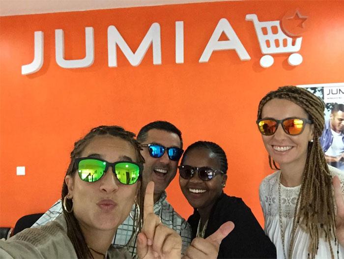 Claudia Cuevas - Jumia (Zalando)