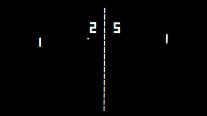 Pong, de Atari (1958)