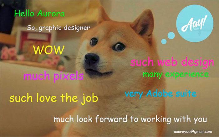 Aurora Pleguezuelo - Meme oferta de empleo