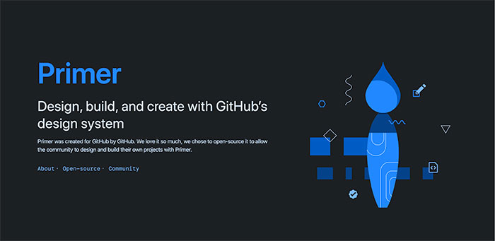 Premier (Design System de GitHub)