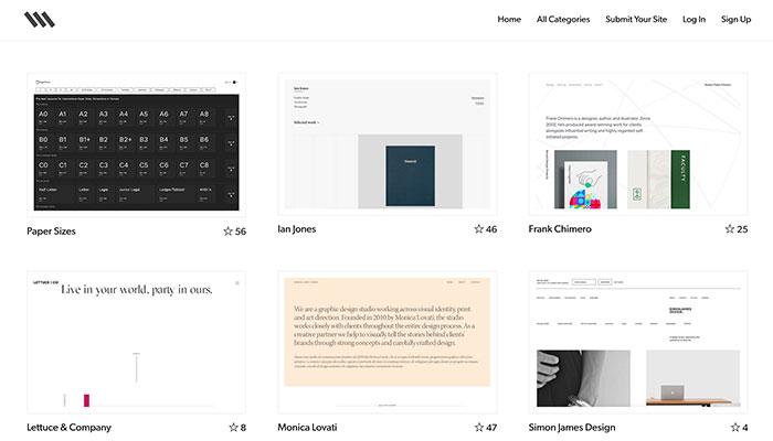 Siiimple - Inspiración diseño UI minimalista