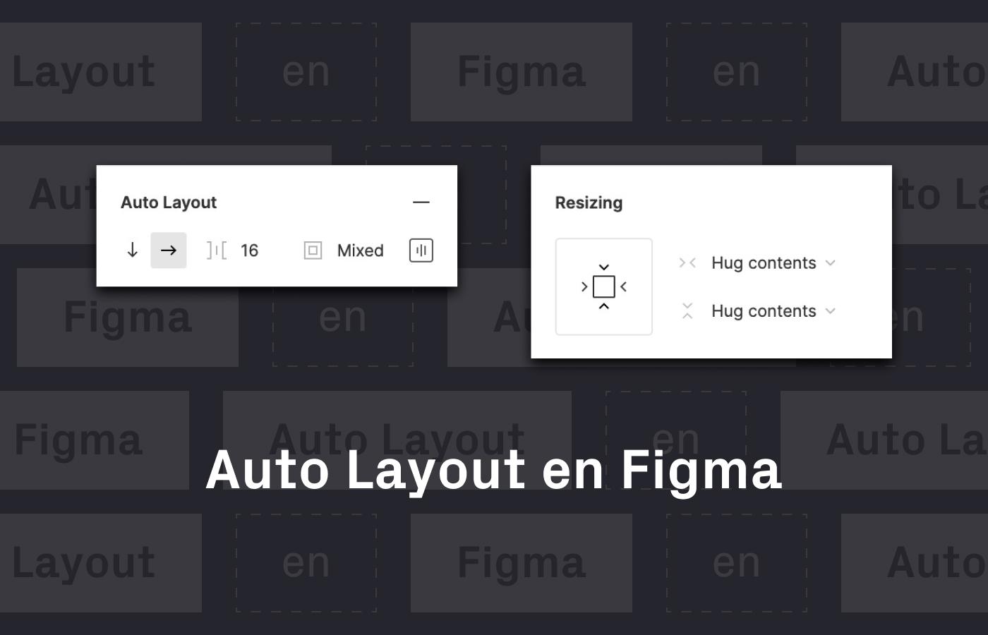 Auto Layout de Figma en uiFromMars