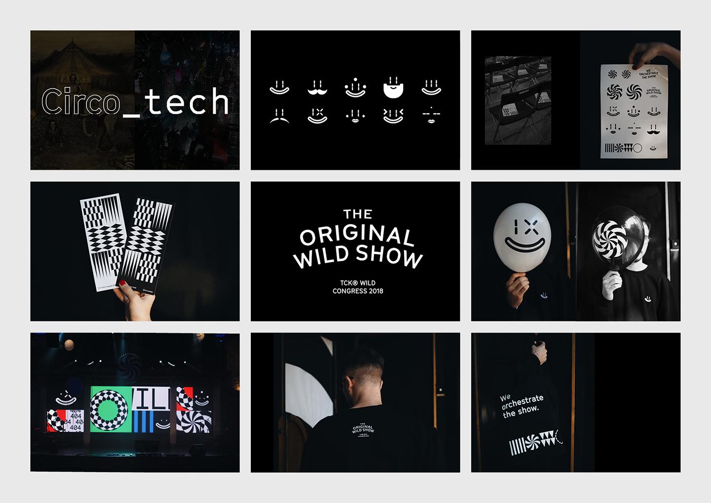Proyecto de Identidad de marca para el Wild Congress de TCK®
