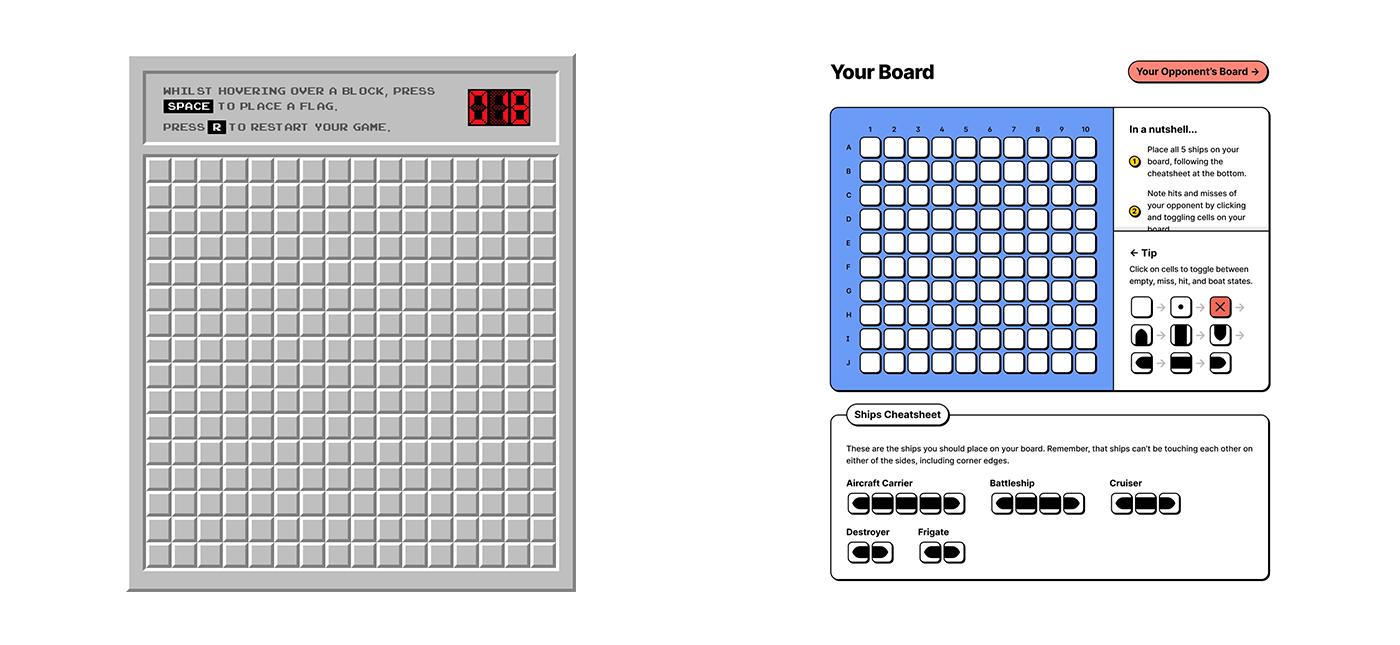 Juegos con los componentes interactivos de Figma